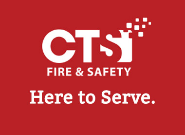 CTS Fire & Safety Logo