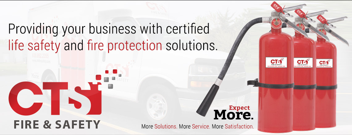 Providing your business with certified life safety and fire protection solutions. Expect more. More Solutions. More Service. More Satisfaction.